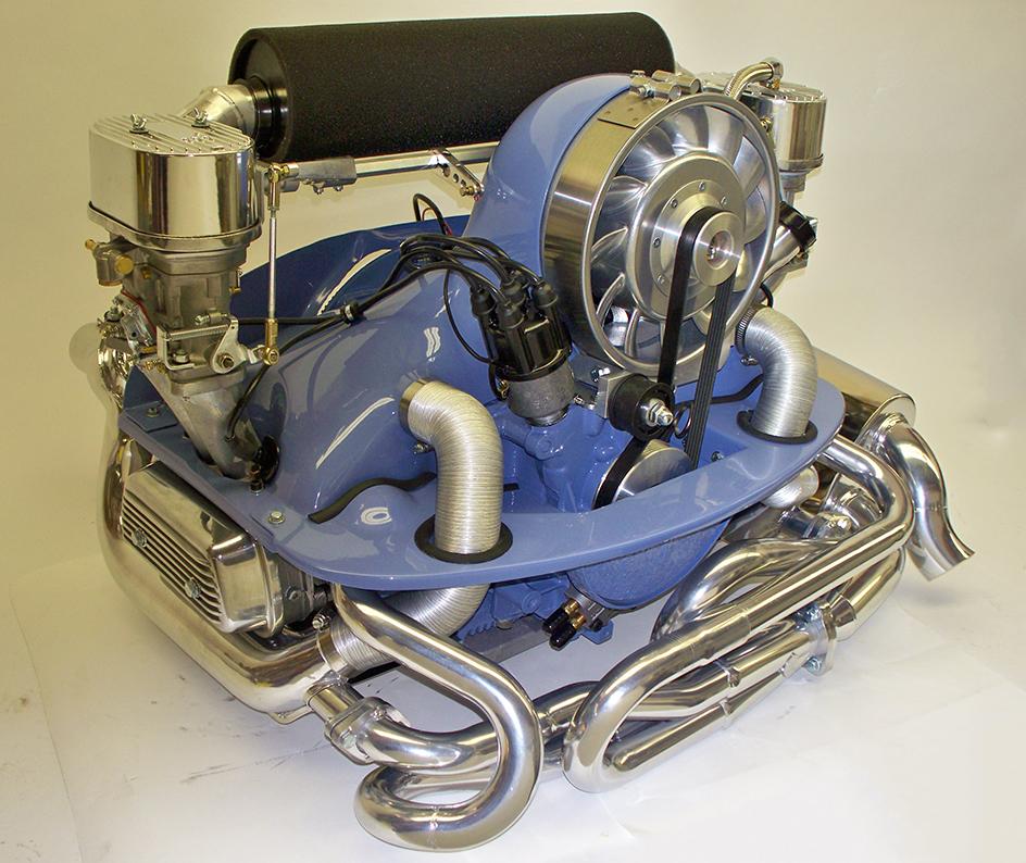 Vw Beetle Engine Builders: Engines Heater Type